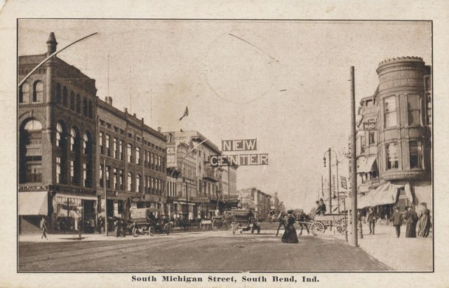 South Michigan Street - South Bend, Indiana
