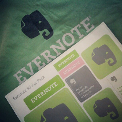 Evernote pack #loveit