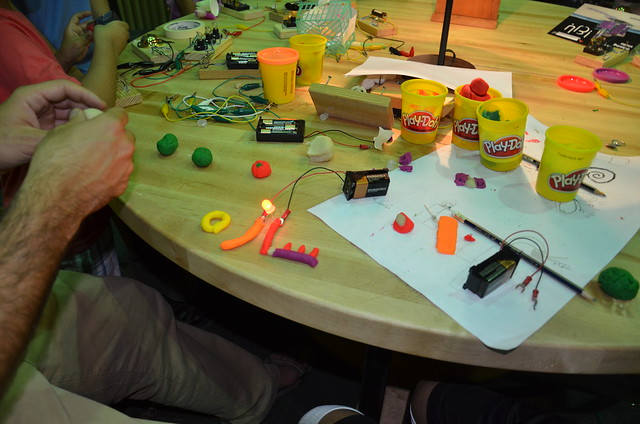 Squishy Circuits The Tinkering Studio