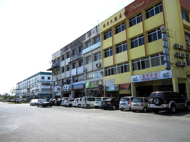 Bintangor shophouses 2