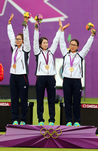 Korea_London_Olympic_Archery_Womenteam_20