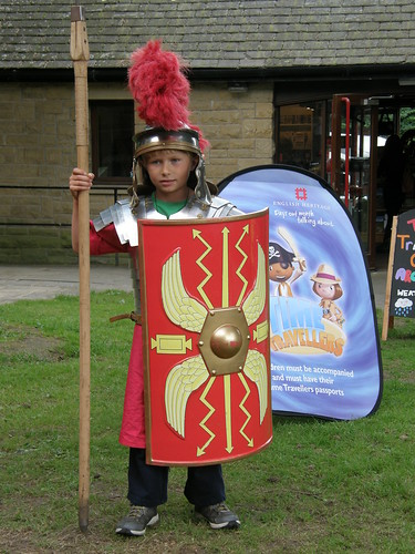 Roman Legionary B