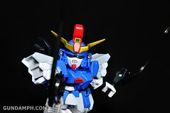 SDGO Sandrock Custom Unboxing & Review - SD Gundam Online Capsule Fighter (35)