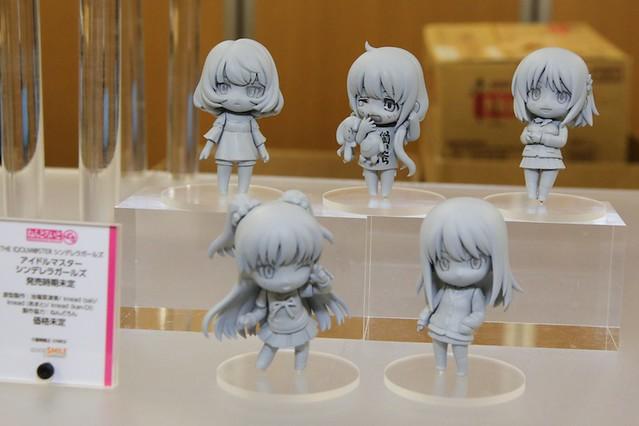 Nendoroid Petite iDOLMASTER Cinderella Girls