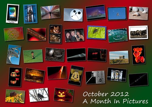 October 2012 ~ A Month in Pictures by haggisandchips