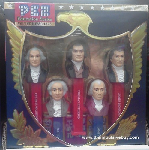 Pez-Presidents