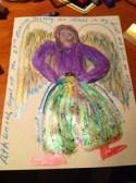 Angel of 27th mansion