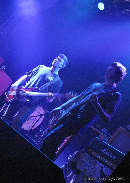 Basement - Islington Academy - 14th April, 2012 (3)