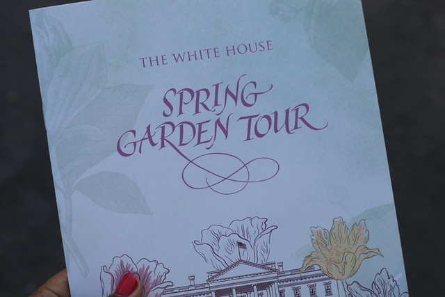 White House Garden Tour 2012