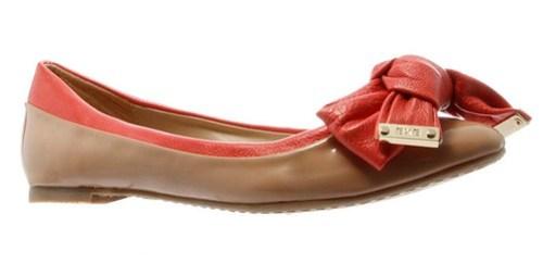 Zapatos bicolor maxi lazo de Exe en El Armario de la Tele PVP, 47,25€_1 LOVELYSTYLE