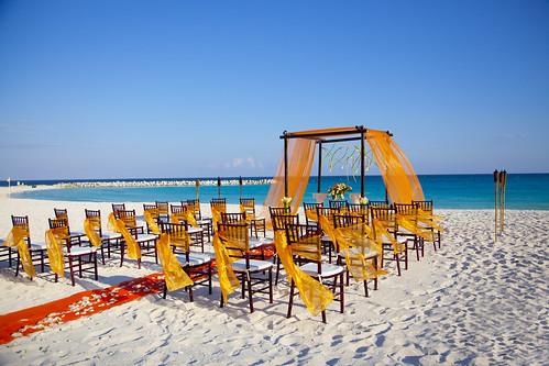 Krystal Cancun - Weddings