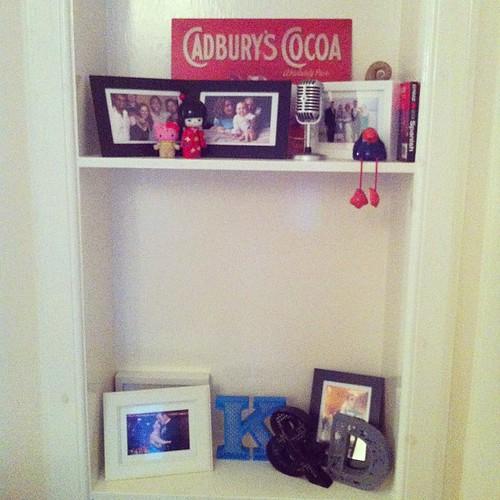 Day 28: on the shelf. #photoadayjune