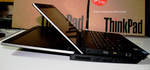 ThinkPad Edge E320 and Edge E520 screen