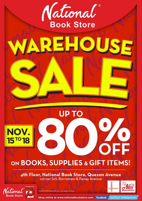 Poster - Warehouse Sale copy
