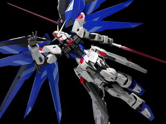 Metal Build Freedom Review 2012 Gundam PH (66)