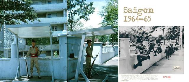 Saigon 1965 - Dinh Thủ Tướng, ĐL Thống Nhất