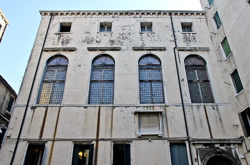 Spanish Synagogue, Venetian Ghetto