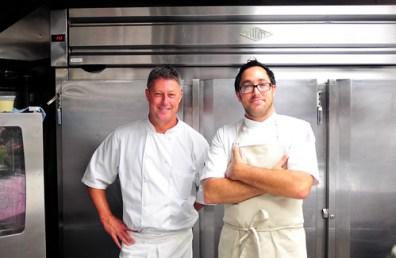 Trey Foshee and Christopher Kostow