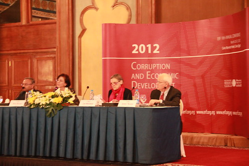 ERF 18th Annual Conference - Panel Plenary Session 2