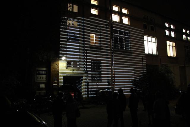 mayer+empl . 110G . interactive video mapping sculpture . munich . 2012