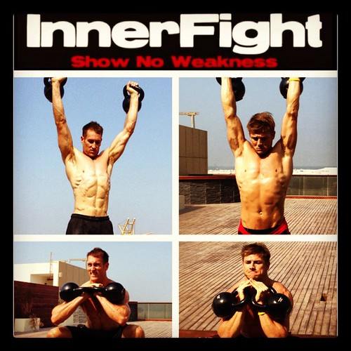 #kettlebell complex #outdoor #training #innerfight #fun #fitness #life  #smashlife #evolve
