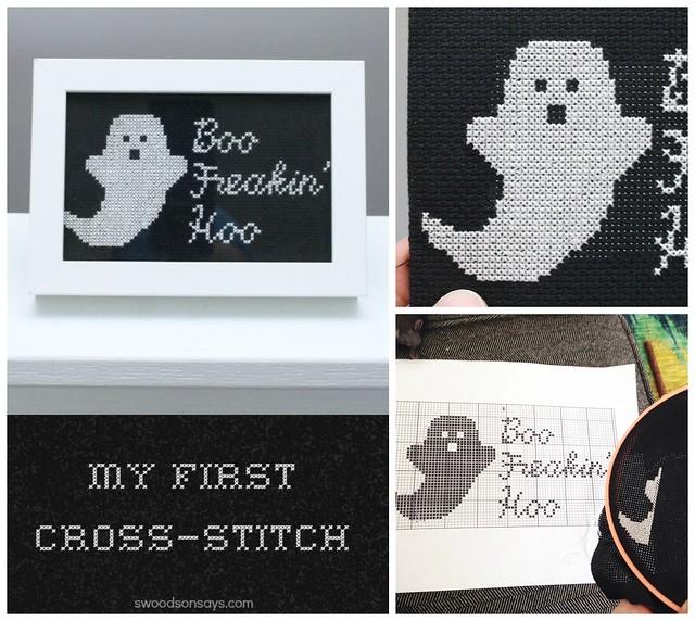 My First Cross Stitch