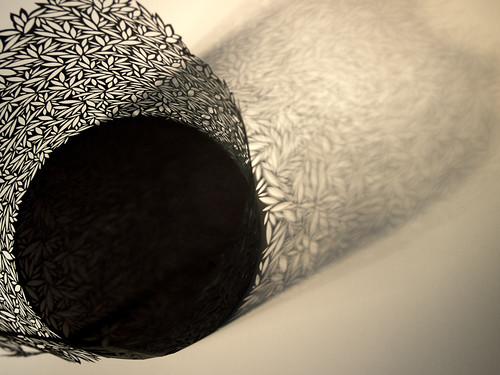 Paper Cut Vessel