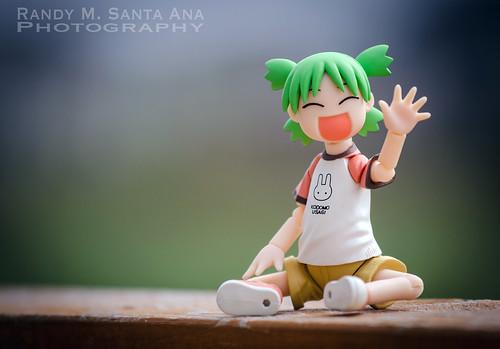 Yotsuba Says Hi.