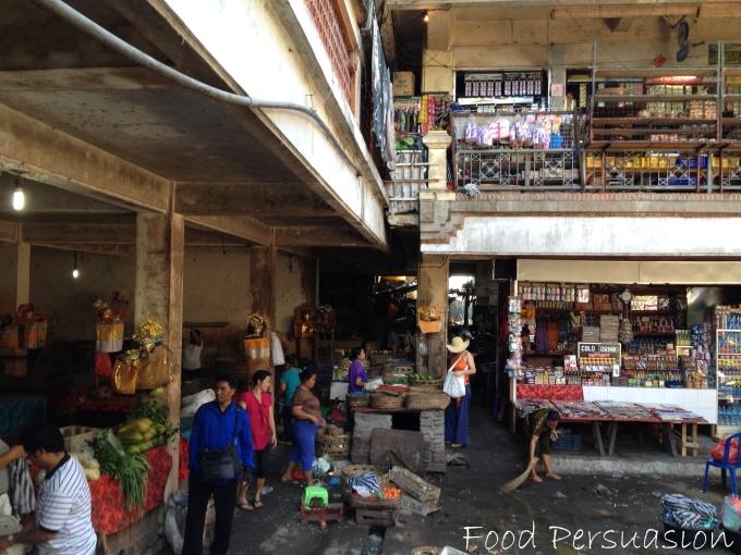 bali traditional market