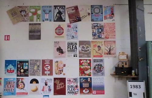 Poster walll