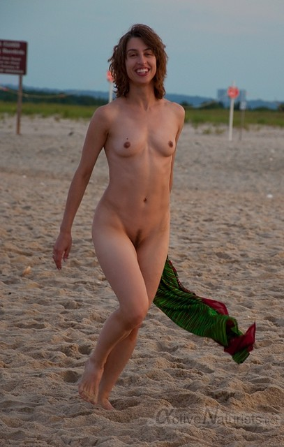 nude Sandy beaches nj hook