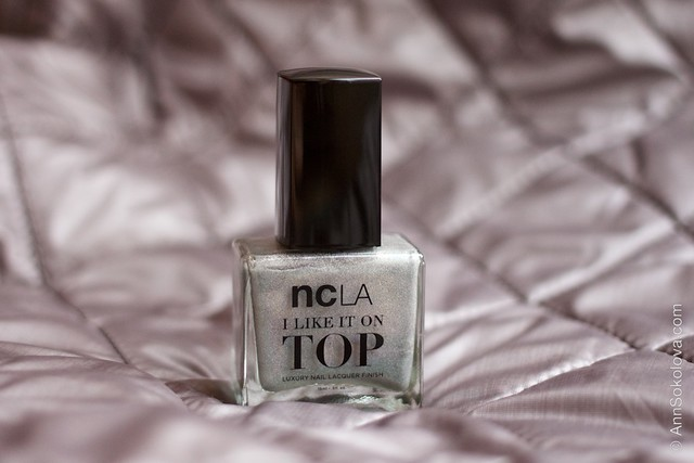 01 NCLA   I Like It On Top   Shimmer Me Pretty +  Dior   Underground