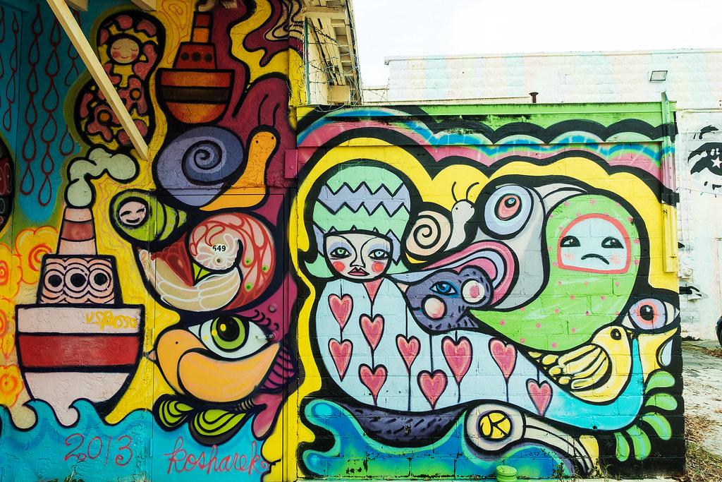 Street Art - St Petes 14