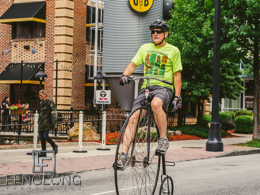 Atlanta Streets Alive 2013 | Peachtree Street Downtown Atlanta & Midtown