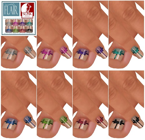 Flair - Nails Set 84