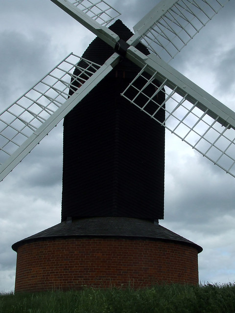 windmill at Brill