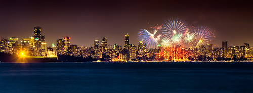 Celebration of Light 2013, Day 2, Canada