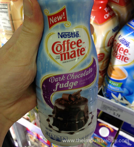 Nestle Coffee-mate Dark Chocolate Fudge