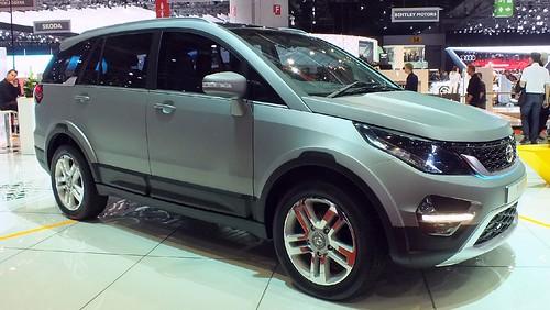 Tata HEXR concept