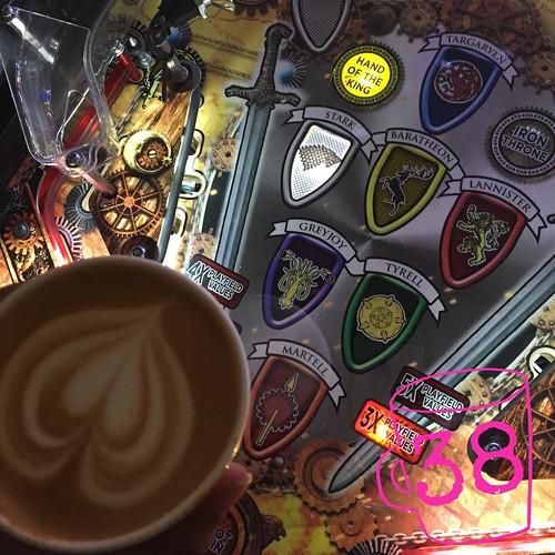 Pinball & Coffee