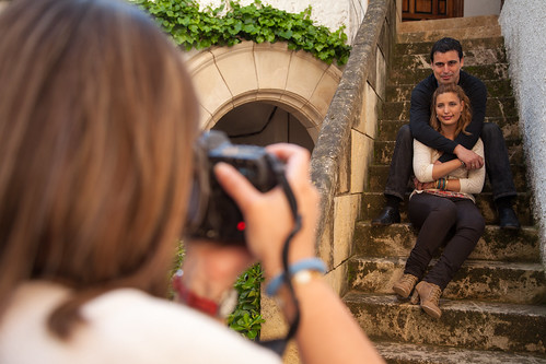 JDaudiovisuals making of preboda Marcos & Alba