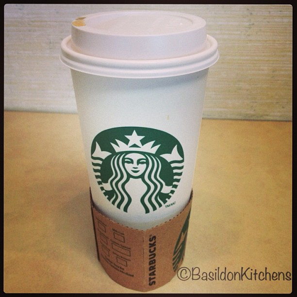 May 14 - need {I really NEED my coffee this morning} #fmsphotoaday #coffee #starbucks