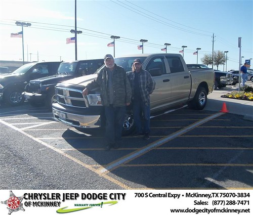 Dodge City of McKinney would like to wish a Happy Birthday to Richard Fiely! by Dodge City McKinney Texas