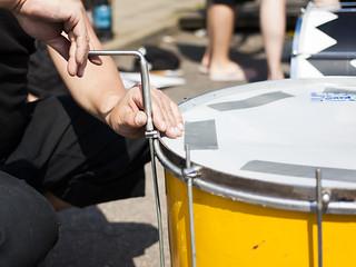 Stämma trumma