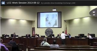 Handouts, REZ-2013-09, County Planner Jason Davenport