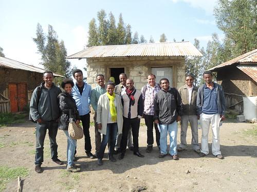 field work participants