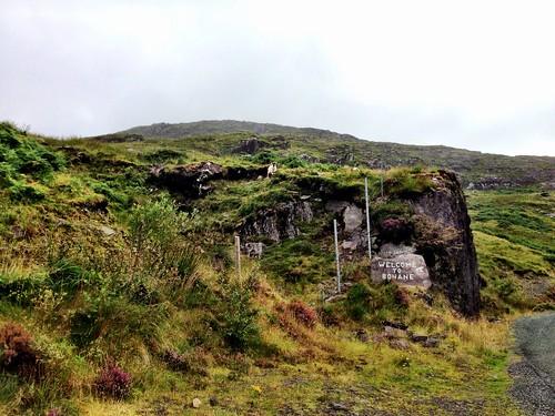 Irish Countryside by SpatzMe