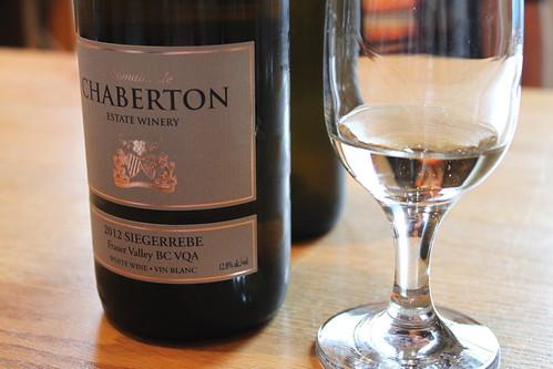 Chaberton's Siegerrebe