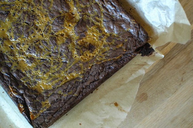 Salted Caramel Brownies (11 of 30)