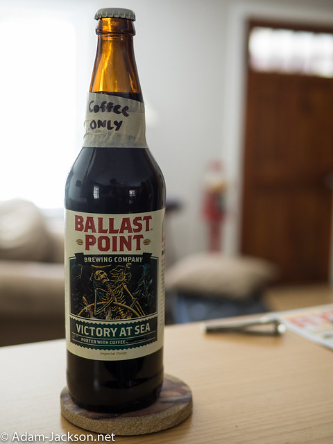 Ballast Point Victory at Sea - Coffee Only